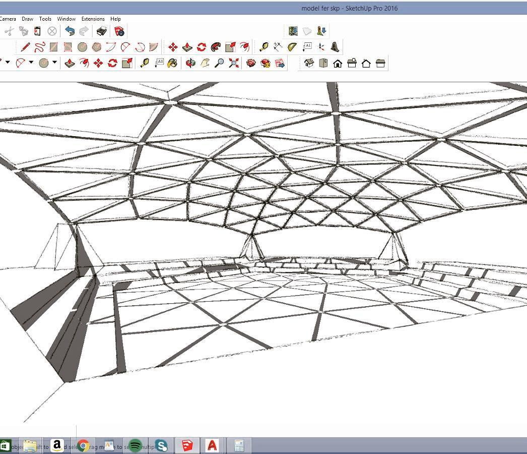 Varun Thautam » Student geodesic experiment, ITESM projectos